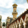 Stock Photo: jamek mosque
