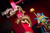 Chinesische tempel — Stockfoto