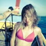 Tropical sailing — Stock Photo #8423877