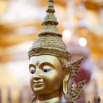 Head of Buddha statue — Stock Photo #9100126