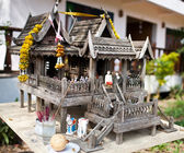House of spirits — Stock Photo