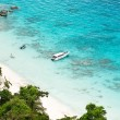 Similan islands bay — Stock Photo