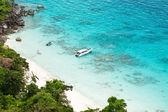 симиланские острова залив — Стоковое фото