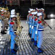 "International Military Music Festival ""Spassky Tower"" — Stock Photo"