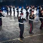 "International Military Music Festival ""Spassky Tower"" — Stock Photo #9310750"
