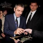 Actor Rowan Atkinson — Stock Photo
