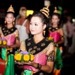 Loy Krathong festival — Stock Photo #9312449