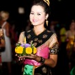 Loy Krathong festival - Stock Photo