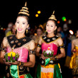Stock Photo: Loy Krathong festival
