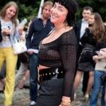 ������, ������: Russian Singer Lolita Milyavskaya Premiere of Sex and the Cit