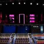Sound engineering board — Stock Photo