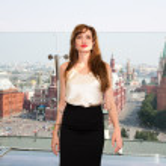 Actress Angelina Jolie — Stock Photo #9313302