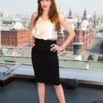 Actress Angelina Jolie — Stock Photo
