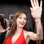 Actress Angelina Jolie — Stock Photo #9313403
