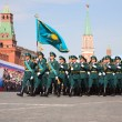 Stock Photo: Kazakhsttroops