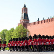 1st Battalion Welsh Guards - Stock Photo