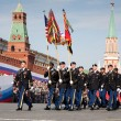 Military Parade on 65th anniversary of Victory in Great Patrioti — Stock Photo