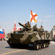 BMP-3 combat vehicles — Stockfoto