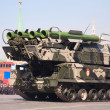 """Buk M2"" missile system - Stock Photo"