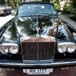 Stock Photo: Rolls Royce Silver Shadow on Vintage Car Parade