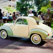 Stock Photo: Fiat Topolino 500C on Vintage Car Parade