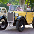 Austin 7 convertible on Vintage Car Parade — Stock Photo