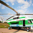Russian Emergency Helicopter Rescue Service - Stockfoto