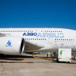 AIRBUS A380 — Stock Photo #9319277
