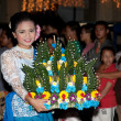 Loy Krathong festival — Stock Photo #9319785