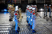 "International Military Music Festival ""Spassky Tower"" — Stock Photo"