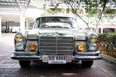 HUA HIN - DECEMBER 19: Mercedes Benz on Vintage Car Parade 2009 — Stock Photo