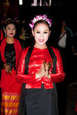 Loy Krathong festival — Stock Photo