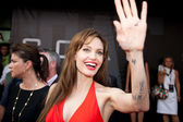 Actress Angelina Jolie — Stock Photo