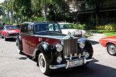 Rolls Royce on Vintage Car Parade — Stock Photo