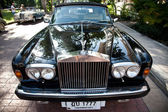 Rolls Royce Silver Shadow on Vintage Car Parade — Stock Photo