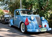 Fiat 1100 on Vintage Car Parade — Stock Photo