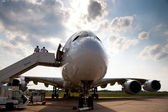 AIRBUS A380 — Stock Photo