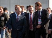 Vladimir Putin Prime Minister of Russia — Stock Photo