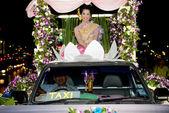 Loy Krathong festival — Fotografia Stock