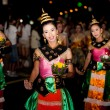 Thai traditional dance — Foto Stock