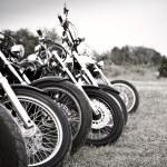 Bikes — Stock Photo #9320285