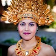 Постер, плакат: Barong Dancer Portrait Bali Indonesia