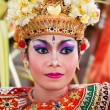 Barong Dancer. Bali, Indonesia — Stock fotografie