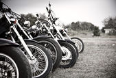 Motos — Fotografia Stock