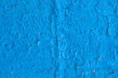 Blue background with small cracks across the surface — Stock Photo