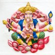 Hindu ganesha God — Photo