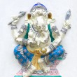 Hindu ganesha God - Stock Photo