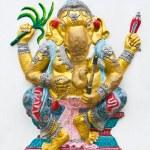 Hindu ganesha God — Stock Photo