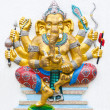 Hindu ganesha God — Stock Photo #10268019