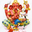 Hindu ganesha God — Stock Photo